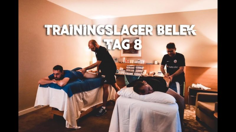 Trainingslager Belek Tag 8