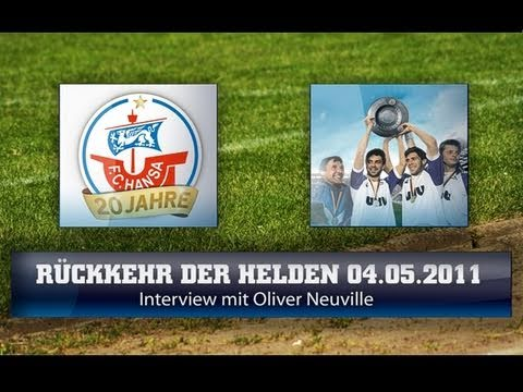 Interview mit Oliver Neuville