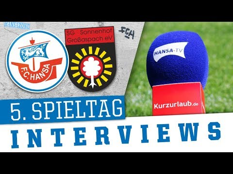 Interview nach dem 5. Spieltag